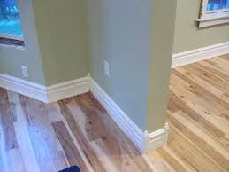 baseboard three layers baseboard style floor idea paint color