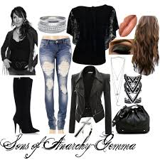 Soa Halloween Costumes Sons Anarchy Halloween Costume Gemma Sons Anarchy