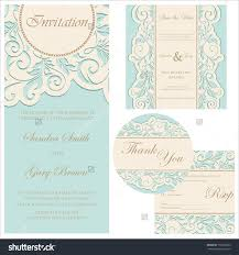 Wedding Card Invitations Wedding Invitations And Rsvp Card Sets Festival Tech Com