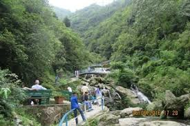 Rock Garden Darjeeling Rock Garden Ganga Park Darjeeling