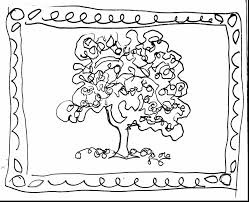 apple tree coloring pages astonishing apple tree coloring pages with apple tree coloring