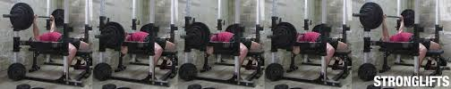 Stronger Bench How To Increase Your Bench Press Stronglifts