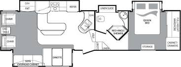 Cougar 5th Wheel Floor Plans 2011 Keystone Cougar 326mks Fifth Wheel Lexington Ky Northside Rvs