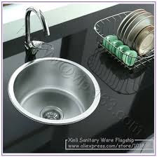 Aliexpresscom  Buy Retail Luxury Stainless Steel Kitchen Sink - Round sinks kitchen