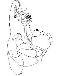 winnie pooh ladybug coloring u0026 coloring pages