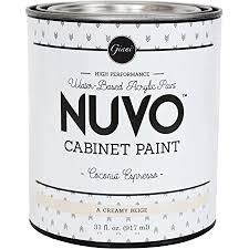 is nuvo cabinet paint nuvo cabinet paint titanium infusion quart
