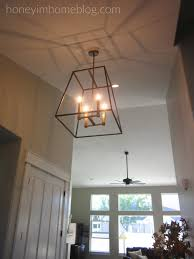 Drum Lights Lighting Entryway Chandelier For Lend 2017 Also Drum Lights