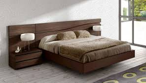 Modern King Platform Bed Bedroom Modern Platform Bed Platform Bed Frame King Size
