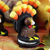 easy thanksgiving crafts you can make with your desserts