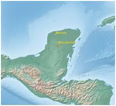 Yucatan Peninsula Map A New Parrot Taxon From The Yucatán Peninsula Mexico U2014its Position