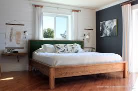 King Bedframe King Bed Build Plan