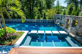 Pool Ideas For Backyard Backyard Pool Ideas For Small Spaces Galilaeum Home Magazine Site
