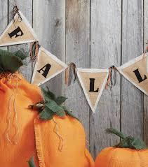 fall burlap banner diy burlap banner joann