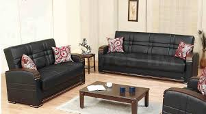 Simple Black Sofa Set Meyan Furniture Click Clacks Sofa Beds Chairs Armchairs