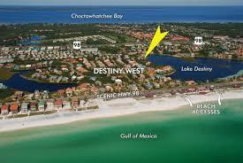 Where Is Destin Florida On The Map Destin Fl