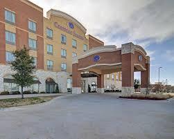 Comfort Texas Hotels Comfort Suites Frisco Tx 9700 Dallas Pkwy 75034