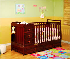Crib Bed Combo Bedding Cribs Crib Bunk Bed Combo Mini Crib Bedding Etsy Navy