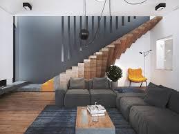 unique home interior design trendy home interior design ideas with super unique staircase as