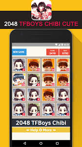 velvet apk pin by ltgame studio on 2048 tfboys chibi