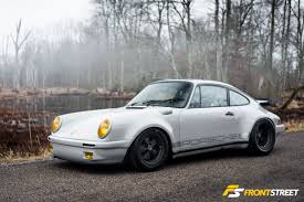porsche fashion grey stuttgart subtleties rob ida u0027s porsche 930 turbo u2013 front street media