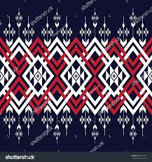 traditional design geometric ethnic pattern traditional design
