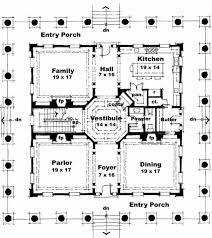 antebellum home plans plantation floor plans lovely revival house plans farmhouse