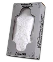 Wedding Dress Cleaning And Preservation Wedding Dress Preservation For The Budget Savvy Bride The Budget