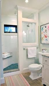 Accent Wall In Bathroom Tiles Glass Tile Shower Pictures Glass Tile Shower Accent Wall