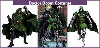 Dr Doom Mask Doctor Doom Costume A Diy Guide Cosplay Savvy
