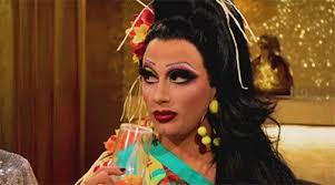 Bianca Del Rio Meme - i m a goddamn mermaid drag race meme ten queens 6 10