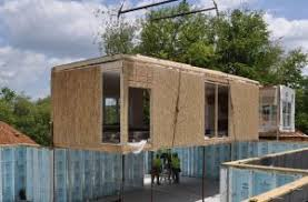 setting expectations a modular home installation express modular