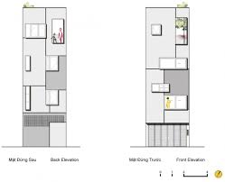Modern Row House by Four Storey Row House With An Amazing Stairwell