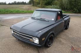 volkswagen truck slammed 1968 chevy c10 pick up truck 454 700r4 4 speed auto lowered