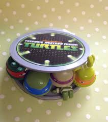 tmnt cake topper mutant turtle cake kit
