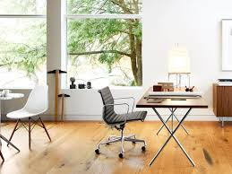 Office Chair Wheels For Laminate Floors Eames Aluminum Group Management Chair Herman Miller