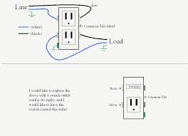 unique light switch receptacle combo wiring diagram how to replace