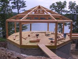octagon cabin octagon cabins on pinterest yurts octagon house and cabin