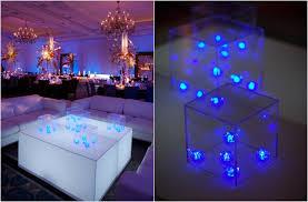 Centerpiece Ideas 5 Ideas For Led Light Centerpieces Wedding Bar U0026 Bat Mitzvah