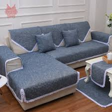 Cotton Sofa Slipcovers by Online Get Cheap Sofa Linen Slipcover Aliexpress Com Alibaba Group