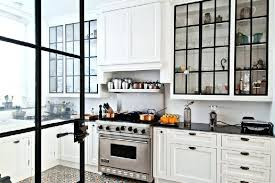Glass Kitchen Cabinet Doors For Sale Glass Cabinet Kitchen Doors Ideas And Expert Tips On Glass Kitchen
