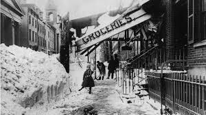 nyc blizzards five worst march snowstorms to hit the city