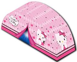 twin bed tent review sanrio hello kitty sassy slumber bed tent