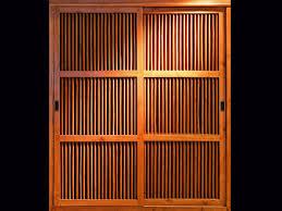Closet Door Design Ideas Pictures by Furniture Bamboo Sliding Closet Doors Furnitures