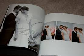 diy wedding albums black white on one side color on other with three similar