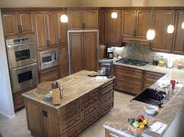 Used Curio Cabinets Decorating Elegant Pacific Crest Cabinets For Modern Kitchen