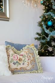 White House Christmas Decorations 2015 Hgtv by Beach House Coastal Christmas 2015 U0026 Hgtv Shabbyfufu