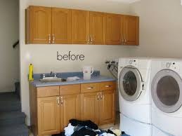 my laundry room before and after so much better with age