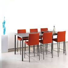 bar de cuisine but tabouret bar cuisine tabouret de bar de cuisine en mactal et vinyl