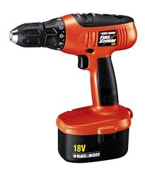 cpsc black u0026 decker announce recall to repair cordless drill