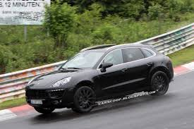 macan porsche interior new porsche macan compact suv scooped in pictures and on video